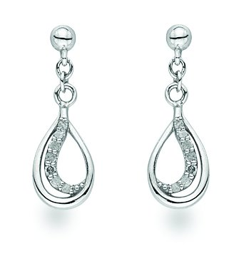 Hot Diamonds Earrings