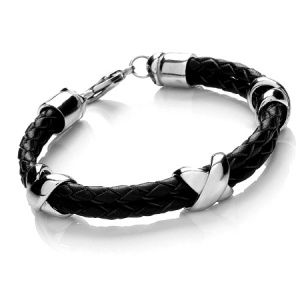 Tribal Leather Bracelet