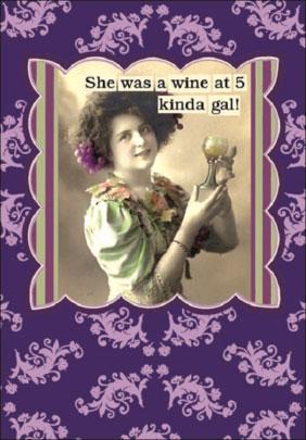Diva Occasion Card